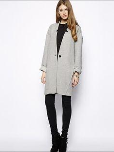 Grey Coat 2015 for Ladies