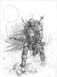 Karl Kopinski pencil - Google Search