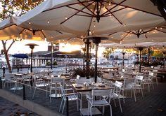 commercial restaurant patio design ideas | Outdoor Patio Fine Dining Restaurant Hospitality Design of Bocanova ...