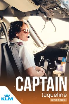 What's it like to be a female pilot in a man's world? Our captain Jacqueline, who has been with KLM for 27 years, opens up. Time for some great life lessons from this cool woman! Boeing 777, Female Pilot, Great Life, Mans World, What Is Like, Life Lessons, Blog, Cool Stuff, People