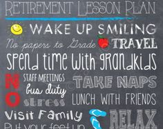 retirement scrapbook ideas for a teacher - Google Search