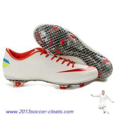 980cb0826 Buy Nike Mercurial Vapor VIII FG - mercurial 8 firm ground - White Red Football  Boots