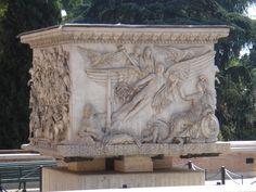 Base of the Column of Antoninus Pius from the Campus Martius - 161 Ancient Rome, Ancient History, Examples Of Artifacts, Antonin Le Pieux, Antoninus Pius, Roman Art, Ancient Civilizations, Roman Empire, Art And Architecture