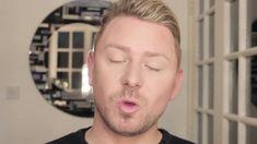 HOW TO USE: MAC STUDIO FIX POWDER PLUS FOUNDATION WET! FULL DEMO! // pretty guy puts flawless makeup on lol