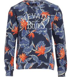 64b03bce24bd47 sweat allover nevada blues marine Scotch   Soda - e-shop Citadium