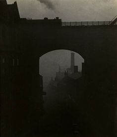 Bill Brandt, Newcastle on Tyne on ArtStack #bill-brandt #art