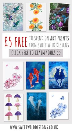 Sign-up to the newsletter to instantly receive a 5 voucher off all art prints. Crafts For Kids, Diy Crafts, Dream Decor, New Baby Gifts, Creative Home, Thank You Gifts, Interior Design Inspiration, As You Like, Art Blog