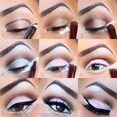 Simple Glamour pictorial