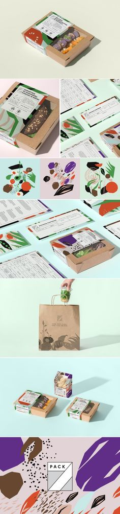 This Healthy Food Brand Takes a Modern Approach With Its Packaging — The Dieline | Packaging & Branding Design & Innovation News