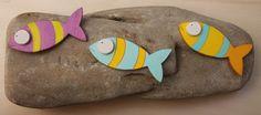 pesci in legno...