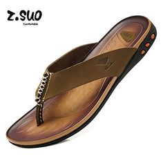 c181145f6fb02 ZSUO 2016 Men Beach Flip flop Slippers sandals (38