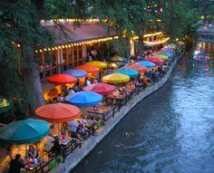 San Antonio Riverwalk - Texas