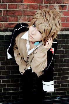 Shu (ritsu - WorldCosplay)   Diabolik Lovers #cosplay #otomegame: