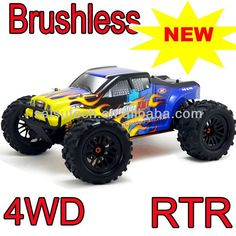 new brushless rc truck 4x4 off road electric rc cars for sale rc cars hongkong #radiocontrolcars
