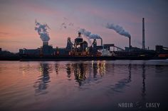Factory Reflection | Flickr - Photo Sharing!
