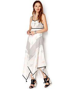 Free People Crossing Paths Maxi Dress - Dresses - Women - Macy's