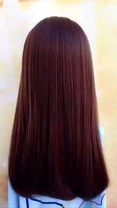 Reddish Brown Hair Color, Burgundy Hair, Brown Hair Colors, Hot Hair Styles, Medium Hair Styles, Curly Hair Styles, Easy Hairstyles For Medium Hair, Cool Hair Color, Grunge Hair