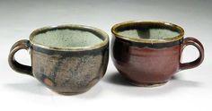 Barry Brickell Coromandel, New Zealand Pottery Mugs, Ceramic Pottery, Ceramic Art, Contemporary Teapots, Clay Teapots, Green Powder, Chawan, Tea Bowls, New Zealand