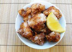 thai chicken karaage still the same crispy moist chicken but with some ...
