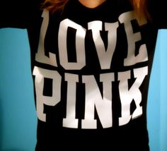 Love Pink<3