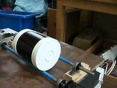 ▶ home made rock tumbler rock polisher - YouTube