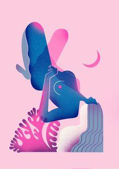 ILLUSTRATION // SUR LES ROUTES DU BRÉSIL AVEC BARBARA MALAGOLI - The Arts Factory Magazine