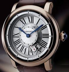 Cartier Rotonde Astrotourbillon Watch Hands-On