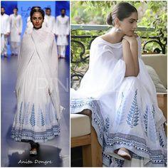 Celebrity Style,sonam kapoor,anita dongre,rhea kapoor