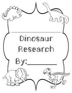 dinosaur research paper Scientists discover new species of dinosaur that once roamed the asian  and  dinosaur eggs, say the scientists in their new research paper.