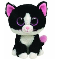 Ty Beanie Boos - Pepper the Cat - - Product Description: 36038 Features: -Cat.-Cuddle up with this adorable TY beanie baby.-A sure favorite and great for that collector in your