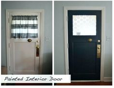 Curtain For Small Back Door Window - Did you realize that the ideal window drapes can alter the mood of a dark area accent your view both inside and out a & No-Sew DIY Magnetic Door Shade | Naptime Decorator Me | Pinterest ...