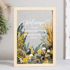 ジャルダン・デ・フルール アーカイブ - プリザーブドフラワーショップ&レッスン Yuan(ユアン) Flower Box Gift, Flower Boxes, Flower Frame, Diy Resin Crafts, Pressed Flower Art, Wedding Welcome Signs, Idee Diy, How To Preserve Flowers, Flower Crafts