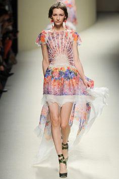 Sfilata Alberta Ferretti Milano - Collezioni Primavera Estate 2014 - Vogue