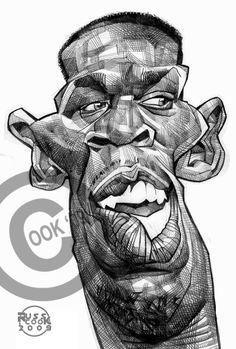 Usain Bolt by *RussCook