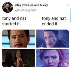 Tony Stark X Reader Flinch