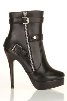 Charles by Charles David Adriz Booties In Black - Hot Stuff!!!