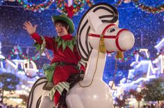 Mickey's Once Upon A Christmastime Parade Brings Holiday Cheer to Magic Kingdom Park  tami@goseemickey.com