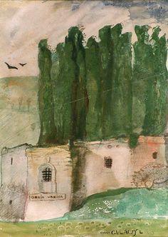 Gulácsy, Lajos (1882-1932) -  Omnia vanita, 1903