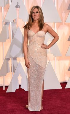 Jennifer Aniston, 2015 Academy Awards