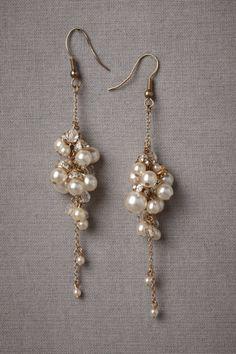 Debra Moreland pearl Dawn's Harvest Earrings | BHLDN