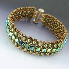 Cool bracelet by Beads Gone Wild