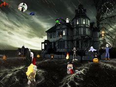 1000 images about halloween screensavers on pinterest - Mm screensaver ...