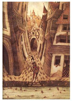 Errol Le Cain, The Pied Piper of Hamelin
