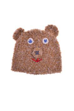 Grevi - теплая шапка с оригинальной вышивкой. Материал: Акрил, флис, альпака, нейлон http://oneclub.ua/shapka-16300.html#product_option6
