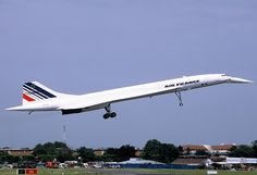 Manuel Negrerie - Air France Concorde last landing at Le Bourget F-BTSD | Flickr - Photo Sharing!