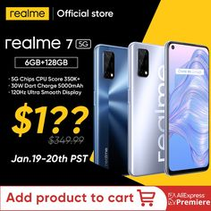 realme 7 5G Dimensity 800U Smartphone 6GB 128GB 120Hz Display 48MP Camera 5000mAh Global Version 30W Dart Charge realme 7 pro,realme 7 pro mobile,realme 7 mobile,realme 7 phone, worldwide delivery sites, deals exclusive coupons, purchase click delivery, assistance smooth shopping, exclusive coupons item, competitive prices million