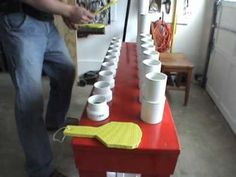 PVC Pipe Organ made for my daughter's 3rd birthday.