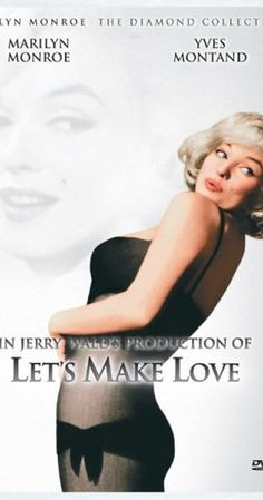 Directed by George Cukor.  With Marilyn Monroe, Yves Montand, Tony Randall, Frankie Vaughan. When billionaire Jean-Marc Clement learns that he is to be satirized in an off-Broadway revue, he passes himself off as an actor playing him in order to get closer to the beautiful star of the show, Amanda Dell.