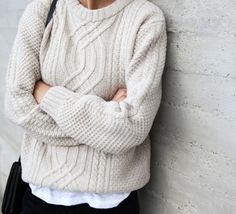 Cozy sweaters are a must for fall. Find yours on ShopStyle.