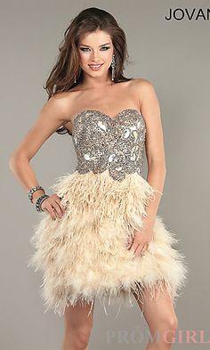 Great Gatsby prom dress